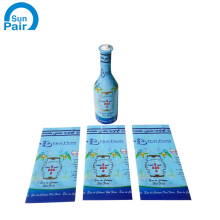 Heat Shrink Sleeve Wrap Bottle Label Factory