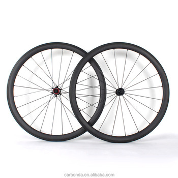 Toray t700 and t800 mixed 700C clincher carbon wheels super light carbon wheel rim