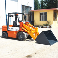 customized 1.5ton small forklift loader for sale