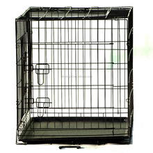 ( Factory Price ) Wholesale outdoor galvanized metal Dog Cage