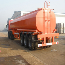 Factory Condition Compressed Gas Transportation CNG Semi Trailer