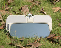 L+F Brand second generation HD sun visor/ foldable sun visors