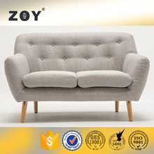 Japanese Upholstered Accent Chair , Leisure loveseat Chair ZOY