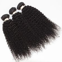 Virgin Hair Extension Type Brazilian Kinky Curly Virgin Remy Hair Extensions