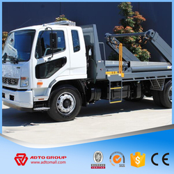 Good quality small garbage truck