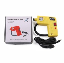 Wholesale Car Air Pump 12V Car Air Pump Multifunction Handheld Portable Tire Electric Pump