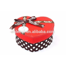 2017 Customized Lehui Packaging wedding fancy paper chocolate candy gift box for packing