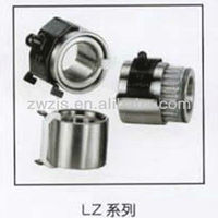 Internal bearing-type electromagnetic clutch for textile machine