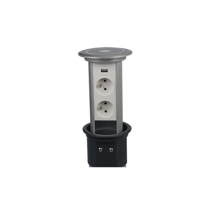 White LED Lighted Black Top Panel Motorized U003cstrongu003ePopu003c/strongu003e U003c
