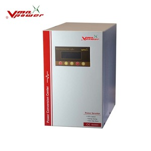 Vmaxpower Power supplier 24V 48VDC 220VAC 2.5KW off grid low frequency pure sine wave solar power inverter