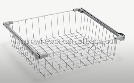 400mm cabinet simple clothes rack