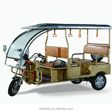Newest electric three wheeler cycle rickshaw for sale