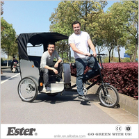 Ester Taxi passenger tricycle for sales