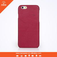 Cheap Custom Bulk Leather Cell Phone Cases for iPhone 6