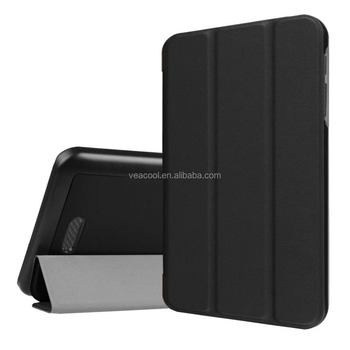 "CY Karst Pattern 3-folding Tablet 7"" Book Cover Flip Case Pu Leather For Acer Iconia One 7 (B1-780)"