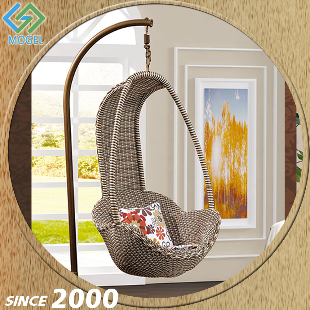 Wholesale Price Space Saving German Swing Metal Outdoor Furniture