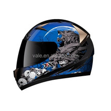 high quality motorcycle full face safety helmet