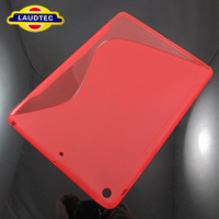 2013 New Tablet for IPad Air Wave Gel S Line TPU Cover Case