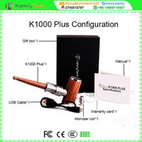 kamry newest 30w e pipe k1000 plus e cigarette ,high quality the real thing kamry vape ego k1000 pipe
