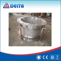 Expansion Joints Corrugated Nonmetal Rubber Compensator