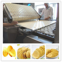 Full Automatic Potato Chips Making Production Line
