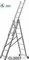 3 layers extension ladder -CL3007