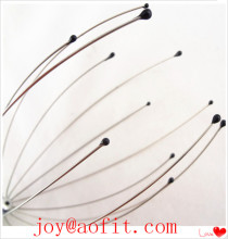 Sample Avaliable Stress Relax Head Massager Scalp Massager for Hair Growth