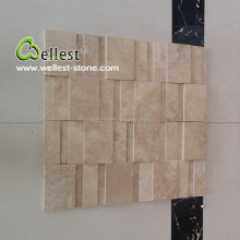 China Best Price Travertine Marble 3d Flooring