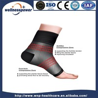 Open Toe nylon foot care short Plantar fasciitis Socks