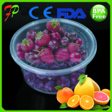 Disposable Clamshell Fruits Packaging , Plastic Clamshell Box, Plastic Fruits Trays