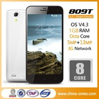 High configuration octa core oem china android smartphone
