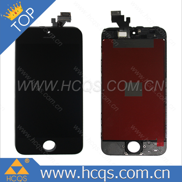 Wholesale price For iphone 5 screen display, For iphone 5 digitizer glass ,for iphone 5 lcd digitizers