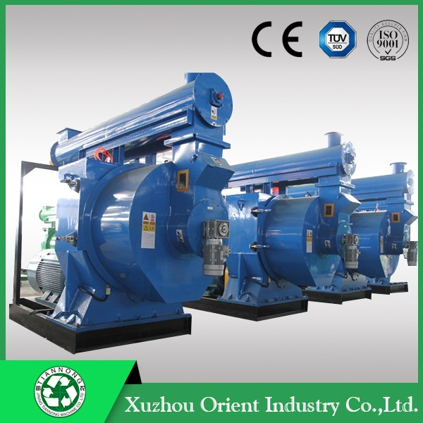 Industrial and Home Use Wood Pellet Mill Machine
