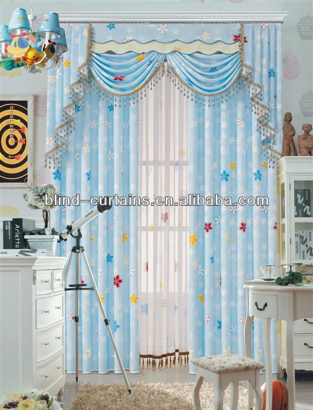 Latest Designs 2015 Kids Curtain For Living Room Buy
