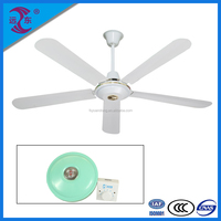 Newest best brand decorative white ceiling fans