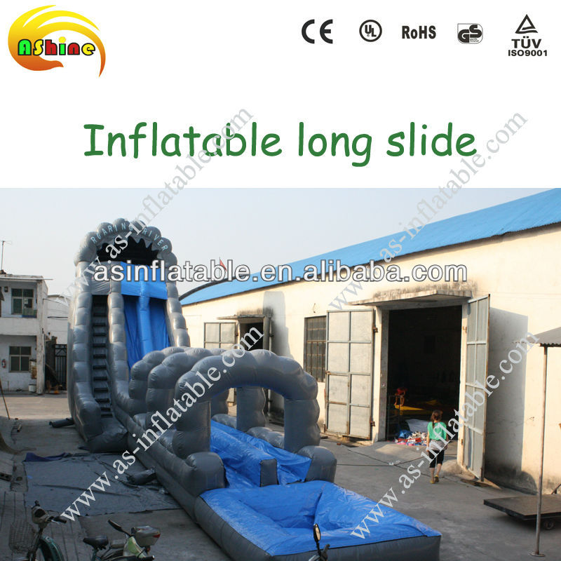 2013 newly design giant inflatable water slide for adult