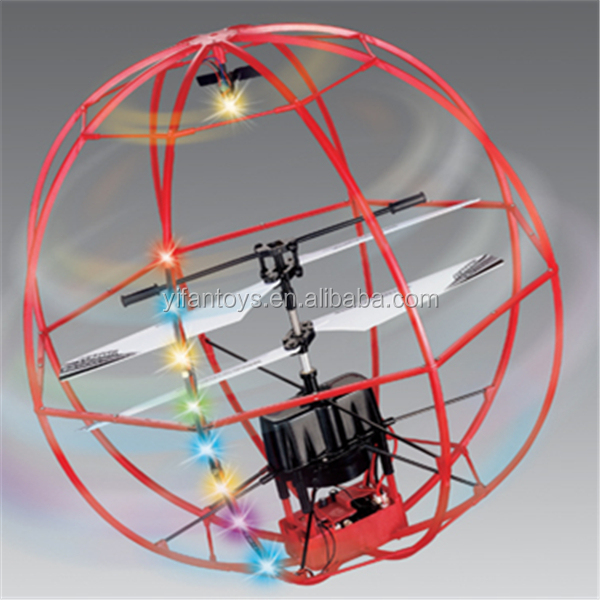 RC Flying ball toys robotic ufo with gyro RC Flying Ball Flying Toys