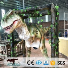 OAC2001 walking Adult Dinosaur Costume of T-rex Dinosaur Costume