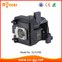 Projector lamp V13H010C69 ELPLP69 for Epson projector EH-TW9000/EH-TW8000