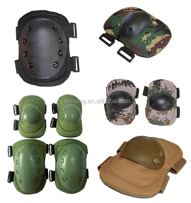 Star Army safety set knee and elbow pads adult <strong>protective</strong> gears skating protectors