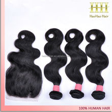 Top quality body wave any color available crochet braid remy mega hair