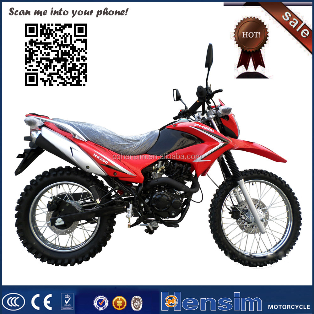 New Design Chongqing Motorcycle 250cc motocross For Cheap Sale