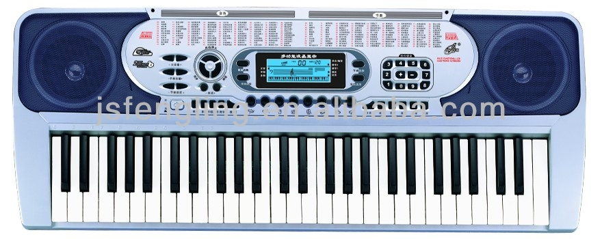 54-key 100-timbre 100-rhythm Electronic Keyboard