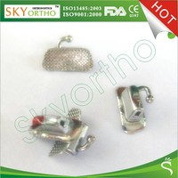 dental orthodontic roth single Non convertible buccal tube