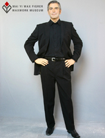 Celebrity George Clooney lifesize wax figure for sale