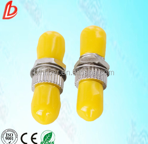 china supplier ST fiber optic adaptor with factory price OEM