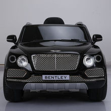 Bentley battery powered kids car,New SUV power wheels children Licensed ride on toy car,Children wholesale kids toy car RC