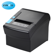 Hot sale 260 mm printing speed full ports with auto cutter 80 mm thermal printer 576 Dots/line