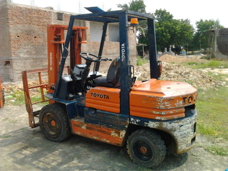 Used Toyota 3Ton Forklift
