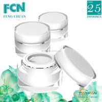 Quality acrylic cream jar cosmetic 15ml 20ml 30ml 50ml 100ml